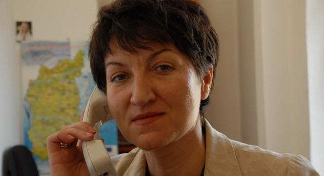 Elżbieta Polak mówi, że stawia na rozwój gospodarczy Zielonej Góry