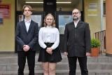 Inowrocław. Iga Czachorowska i Adrian Paternoga, oto zdolni matematycy ze Szkoły Podstawowej nr 5 w Inowrocławiu