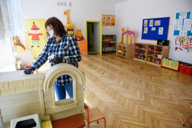 Przedszkola i żłobki przygotowują się na przyjęcie dzieci