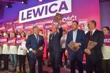 Wybory parlamentarne 2019. Konwencja Lewicy. Obietnice: płaca minimalna w budżetówce - 3500 zł, najniższa emerytura w wysokości 1600 zł