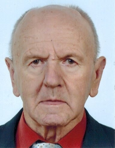 Tadeusz Ślizak zaginął 10 października ubiegłego roku.