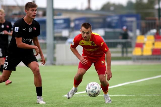 Jagiellonia przegrała dwa mecze z rzędu w CLJ U-18