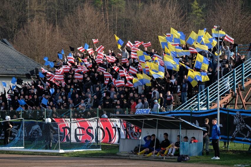 W meczu 22. kolejki 4 ligi Polonia Przemyśl zremisowała u...