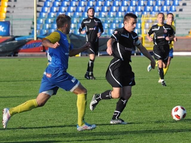 ma dać piłkarzom Elany Toruń zwycięstwo nad Nielbą Wągrowiec.