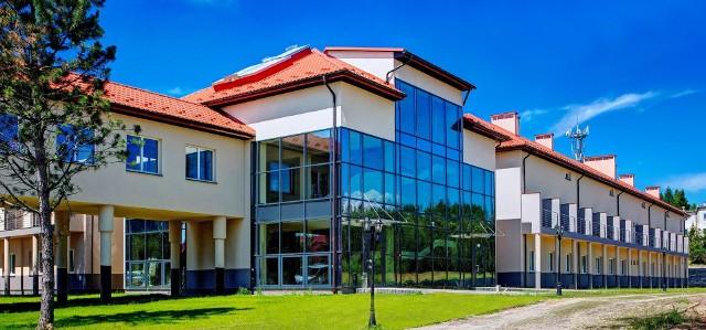 W nowoczesnym Klinicznym Centrum Diagnostyczno-Terapeutycznym Narządów Ruchu oraz Schorzeń Neurologicznych i Kardiologicznych w Horyńcu Zdrój rehabilituje się także pocovidowców.
