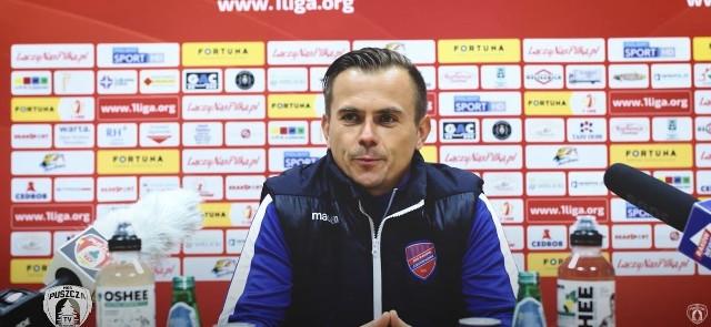 Maciej Kędziorek od 11 maja 2020 roku pracuje jako II trener w Arce Gdynia.