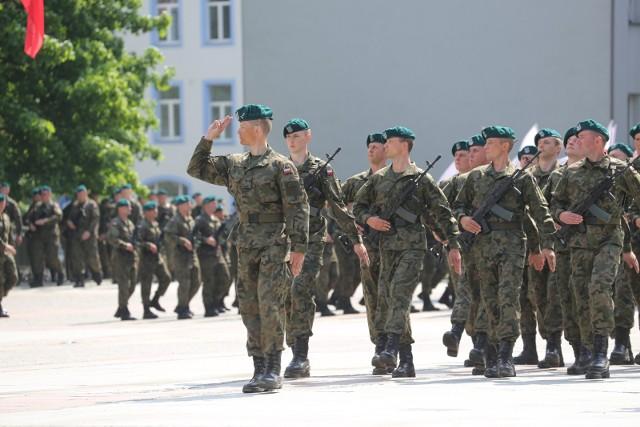 Niebawem do ministra obrony narodowej trafi rekomendacja wojska dotycząca miejsc na siedzibę brygady i batalionów WOT na Dolnym Śląsku