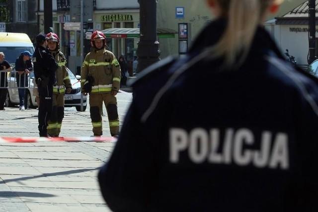 Policja prowadzi dochodzenie w sprawie fałszywych alarmów