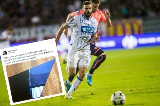 We wtorek poznaliśmy nowego sponsora Kolejorza, a w środę klub zaprezentował nowe koszulki na sezon 2020/21.
