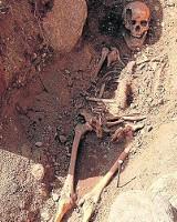 Korycin: Archeolodzy odnaleźli szkielet sprzed 500 lat
