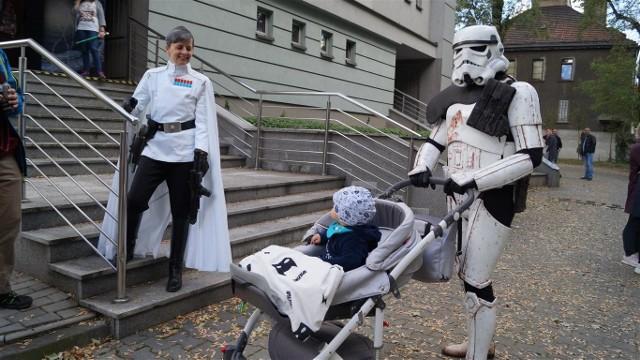 Star Wars Day w Częstochowie.
