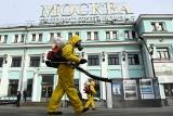 Rosja: lawina zakażeń i zgonów z powodu Covid-19. Kreml został zmuszony wprowadzić blokady