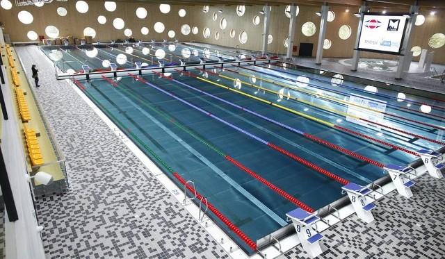 Wanna z hydromasażem nie jest obecnie dostępna dla korzystających z pływalni.