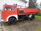 Jelcz 004 straży pożarnej z OSP Gródek na sprzedaż. Gmina Gródek ogłosiła przetarg (zdjęcia)