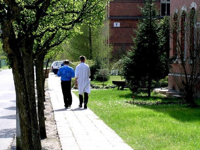 Szpitala dla Nerwowo i Psychicznie Chorych w Starogardzie Gdańskim