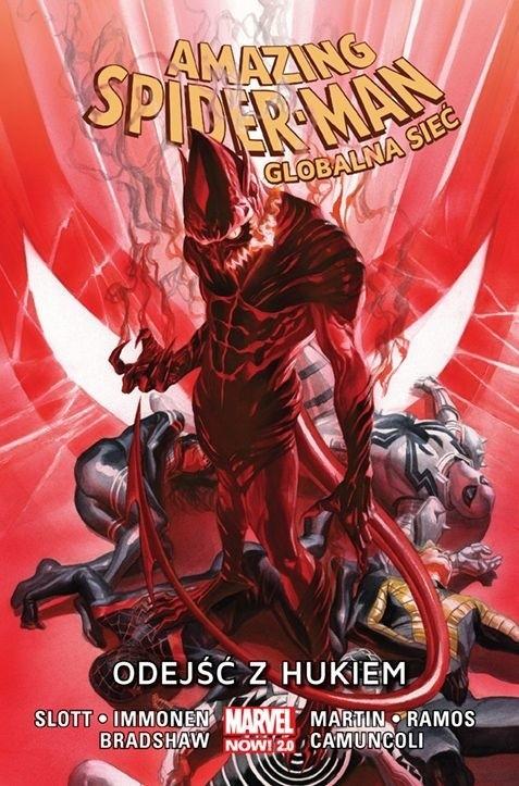 """""""Amazing Spider-Man – Globalna sieć. Odejść z hukiem"""""""