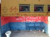 Żółtki - stolica white power. I sedes na przystanku (zdjęcia)