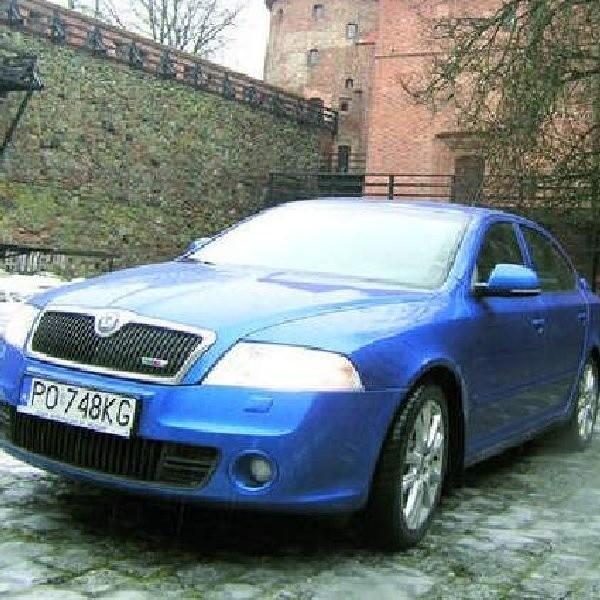 Najpopularniejszym samochodem służbowym w Polsce jest Skoda...