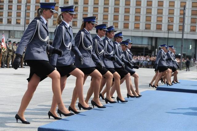 Policjantka Katarzyna N. nielegalnie udostępniła dane osobowe innych mundurowych