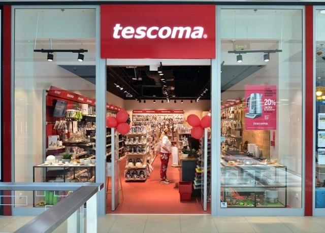 Nowy salon Tescoma w Kielcach