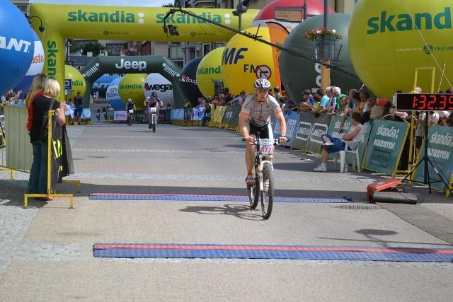 Prawie 1200 uczestników wzięło udział w sobotniej imprezie kolarskiej Skandia Maraton Lang Team w Bytowie.