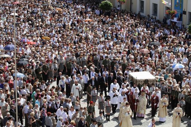 Procesja Bożego Ciała 2011 w Białymstoku