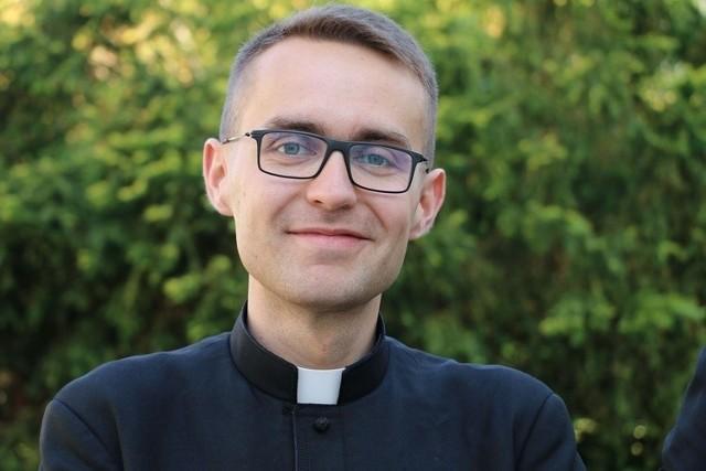 Maków Maz.: parafia św. Brata Alberta ma nowego wikariusza. To ks. Tomasz Bartczak