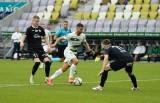 Lechia Gdańsk - Radomiak 28.08.2021 r. Biało-zieloni zmiażdżyli rywala do przerwy, a potem podarowali mu punkt w prezencie ZDJĘCIA