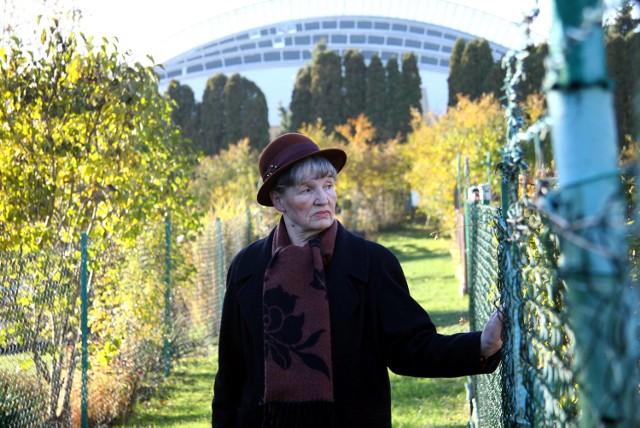 """Barbara Paszczuk, prezeska ROD """"Piastowskie"""", nie wyobraża sobie LSM bez ogródków działkowych"""