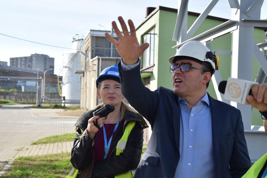 Zielonogórska Elektrociepłownia - 21 października 2019 roku