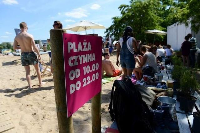 Niedziela w Poznaniu: Co można robić w mieście za darmo? Choćby wybrać się na plażę miejską nad Wartą