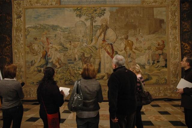 W marcu Wawel zaprosi zwiedzających na wystawę prezentująca kolekcję arrasów
