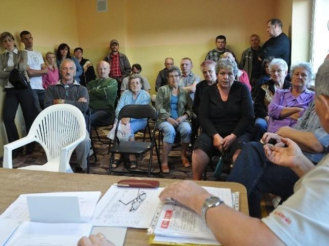 - mieszkańcy chcą sie przyłączyć do Białegostoku