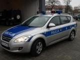 Słubiccy policjanci dostali nowy radiowóz