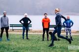 Indywidualne treningi biegowe na leśnej trasie w okolicy AWFiS-u Gdańsk już od niedzieli, 20 grudnia