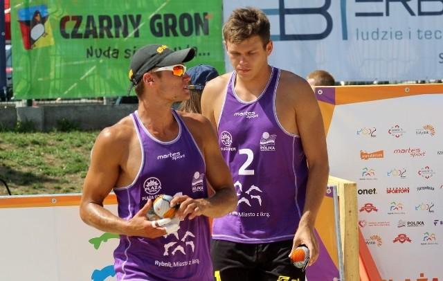 Bartłomiej Dzikowicz i Adam Parcej nie schodzą z podium.