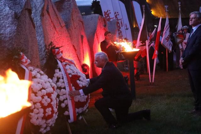 Dolny Śląsk pamięta - obchody 39. rocznicy Zbrodni Lubińskiej [ZDJĘCIA]