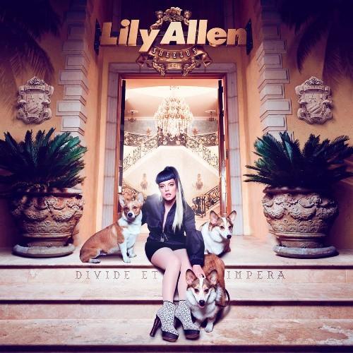 """Lily Allen. """"Sheezus"""", Parlophone 2014"""