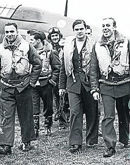 Piloci Dywizjonu 303 podczas bitwy o Anglię