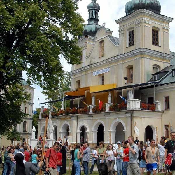 Sanktuarium w Kalwarii Pacławskiej minionej nocy stało się celem złodziei z Częstochowy.