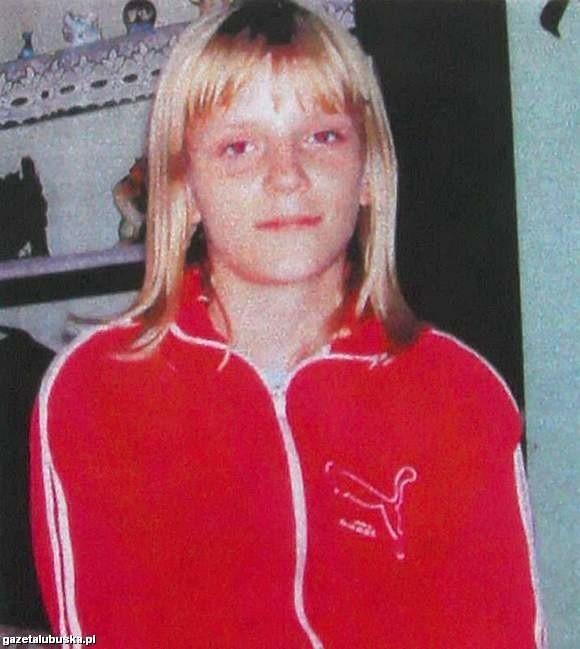 Zaginiona 15-letnie Dorota Strzelińska.