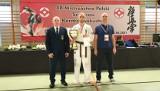 Mistrzostwa Polski Seniorów Karate Kyokushin. Jurek Pryga z Sosnowieckiego Klubu Karate został wicemistrzem Polski