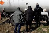 17 zatrzymanych. Podlaska KAS razem z CBŚP rozbiły gang handlujący gazem [zdjęcia, video]