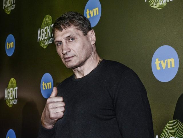 Andrzej Gołota uratował Krystynę Czubównę - AGENT Gwiazdy 4 (VIDEO, II ODCINEK, 6.03.2019)