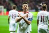 Łotwa - Polska 0:2 do przerwy! Dwa gole Roberta Lewandowskiego! [WIDEO]