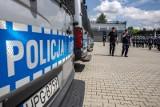 Radoszyce: Śmierć na komisariacie policji. Nie żyje 58-latek