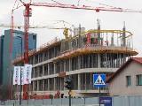 Uniwersytet Łódzki buduje nową siedzibę Instytutu Psychologii. Gmach nabiera kształtu!