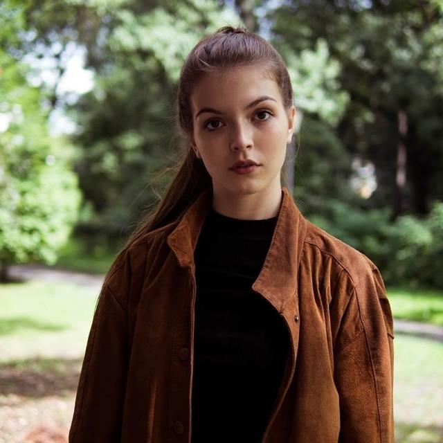Maja Szopa, aktorka pochodząca z Katowic