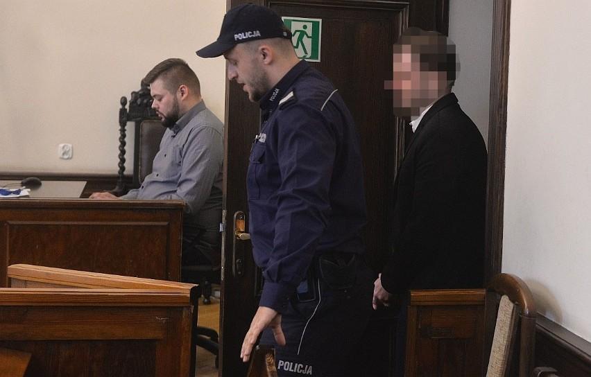 Mowy końcowe w procesie dotyczącym afery Amber Gold [19.04.2019]. Na sali obecny był Marcin P., Katarzyna P. nie pojawiła się na rozprawie w gdańskim Sądzie Okręgowym