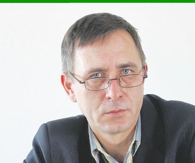 Janusz Szymnik, zastępca redaktora naczelnego